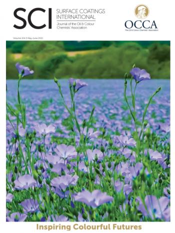 Surface Coatings International Journal- May/June 2021